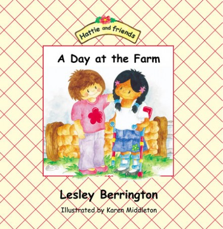 A Day at the Farm Book - Each