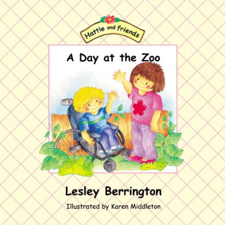 A Day at the Zoo Book - Each