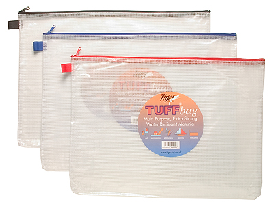 Tuff Bags - A3 - Pack of 10