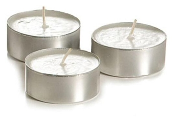 Tea Light Candles - Pack of 20