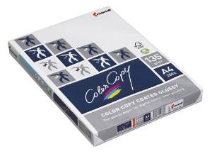 Color Copy Glossy A4 Coated Photographic Paper - 135g - Pack of 250