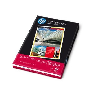HP A4 Colour Laser Digital Paper - 120g - Pack of 250