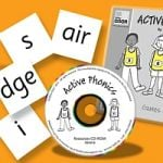 Active Phonics Cards - Pack of 64 Cards