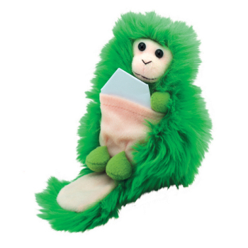 Beat Baby Plus - Green - Approx 20cm - Each
