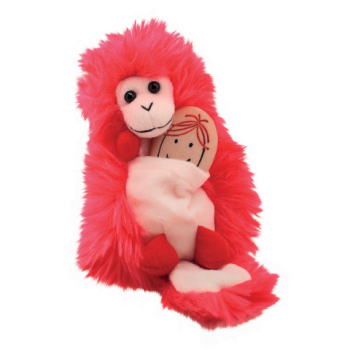Beat Baby Plus - Red - Approx 20cm - Each