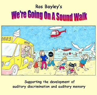 Ros Bayleys We're Going on a Sound Walk C.D - Each