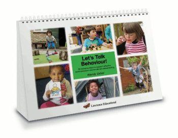 Let's Talk Behaviour Book - Each