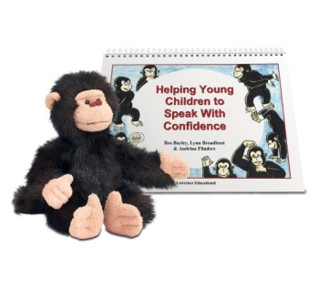 Helping Young Children to Speak with Confidence Book - Each