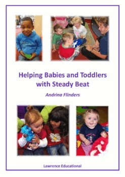 Helping Babies and Toddlers with Steady Beat Book - Each