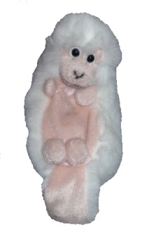 Beat Baby - White - Approx 20cm - Each