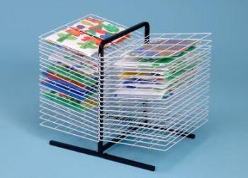 Table Top Drying Rack - 40 Shelf - H68 x L80 x D50cm - Each