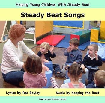 Ros Bayleys Steady Beat Songs C.D - Each