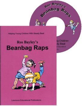 Ros Bayley's Beanbag Raps Book & C.D - Each