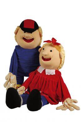 Lucy Speech & Language Hand Puppet - 70cm - Each