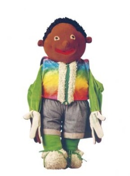 Mike Speech & Language Giant Hand Puppet - 70cm - Each