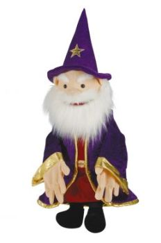 Wizard Speech & Language Giant Hand Puppet - 70cm - Each