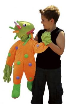 Wibo the Word Monster Speech & Language Hand Puppet - 70cm - Each