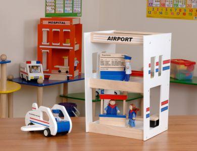 Airport & Aeroplane - Per Set