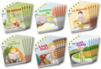 Biff, Chip and Kipper Level 1 - Wordless Stories Pack A - Assorted - Class Pack of 36