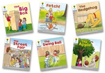 Biff, Chip and Kipper Level 1 - Wordless Stories Pack B - Assorted - Pack of 6