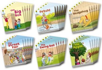 Biff, Chip and Kipper Level 1 - Wordless Stories Pack B - Assorted - Class Pack of 36