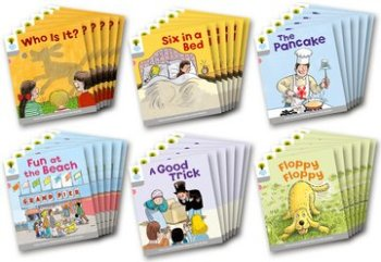 Biff, Chip and Kipper Stories Level 1 - First Words - Assorted - Class Pack of 36