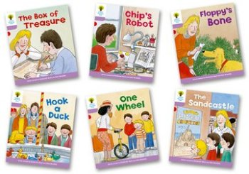 Biff, Chip and Kipper Stories Level 1+ - More First Sentences Pack B - Assorted - Pack of 6