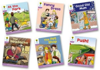 Biff, Chip and Kipper Stories Level 1+ - Patterned Stories - Assorted - Pack of 6