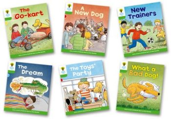 Biff, Chip and Kipper Stories Level 2 - Assorted - Pack of 6
