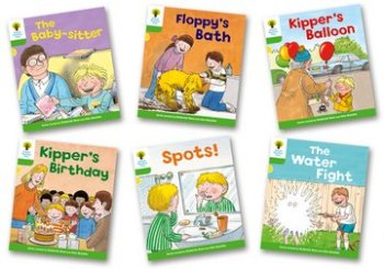 Biff, Chip and Kipper Stories Level 2 - More Stories Pack A - Assorted - Pack of 6