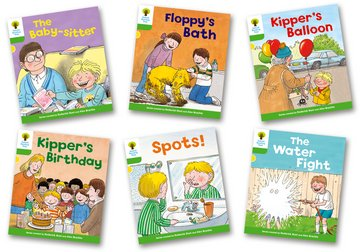 Biff, Chip and Kipper Stories Level 2 - First Sentences - Assorted - Pack o
