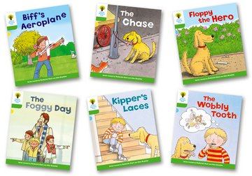 Biff, Chip and Kipper Stories Level 2 - More Stories Pack B - Assorted - Pa
