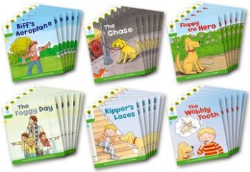 Biff, Chip and Kipper Stories Level 2 - More Stories Pack B - Assorted - Class Pack of 36