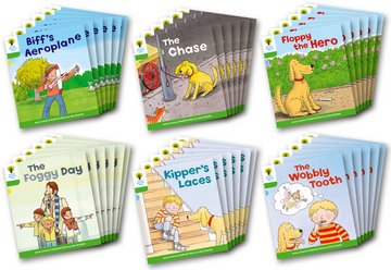 Biff, Chip and Kipper Stories Level 2 - More Stories Pack B Class Pack - As