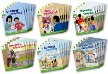 Biff, Chip and Kipper Level 2 - Patterned Stories - Assorted - Class Pack of 36
