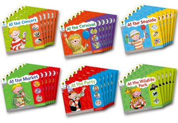 Floppy's Phonics, Sounds and Letters Level 1 Pack A - Assorted - Class Pack