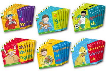 Floppy's Phonics, Sounds and Letters Level 2 Pack - Assorted - Class Pack o