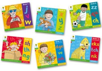 Floppy's Phonics, Sounds and Letters Level 2 - Assorted - Pack of 6