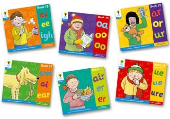 Floppy's Phonics, Sounds and Letters Level 3 - Assorted - Pack of 6