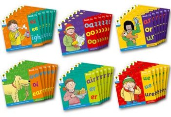 Floppy's Phonics, Sounds and Letters Level 3 - Assorted - Class Pack of 36