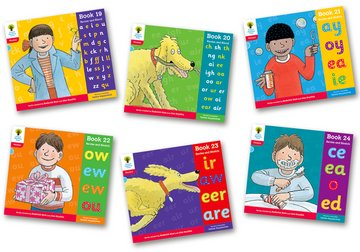 Floppy's Phonics, Sounds and Letters Level 4 - Assorted - Pack of 6