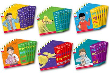 Floppy's Phonics, Sounds and Letters Level 4 - Assorted - Class Pack of 36