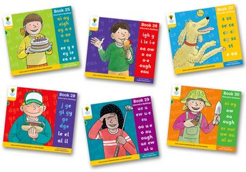 Floppy's Phonics, Sounds and Letters Level 5 - Assorted - Pack of 6