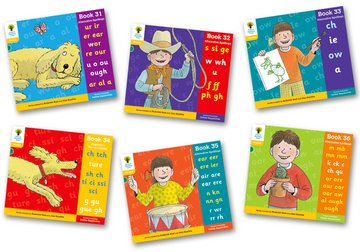 Floppy's Phonics, Sounds and Letters Level 5 Pack A - Assorted - Pack of 6