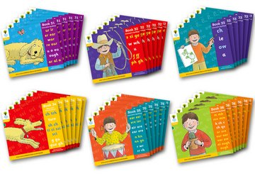 Floppy's Phonics, Sounds and Letters Level 5 Pack A - Assorted - Class Pack