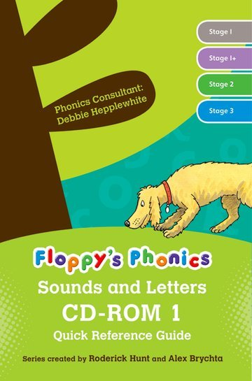 Floppys Phonic, Sounds and Letters Teaching C.D Rom1 - Reception/P1 - Each