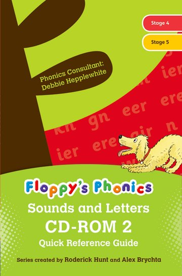 Floppys Phonic, Sounds and Letters Teaching Resources - C.D Rom 2 - Year 1/