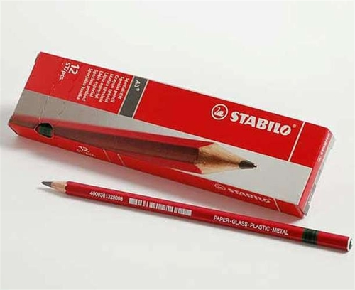 Stabilo All Pencil - Black - Pack of 12