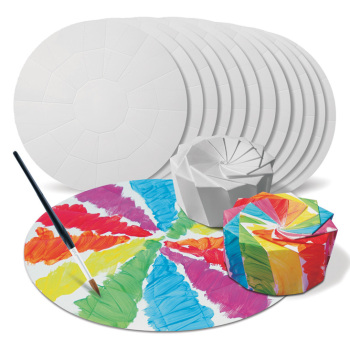 Painting Gift Boxes - 40cm - Pack of 12
