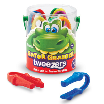 Gater Grabber Tweezers - Assorted - Tub of 12